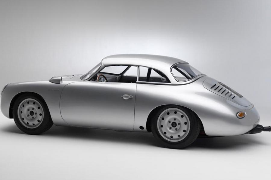Porsche 356 Emory Special rear view