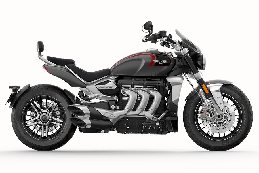 2020 Triumph Rocket 3 gt motorbike