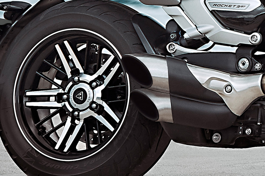 2020 Triumph Rocket 3 wheel