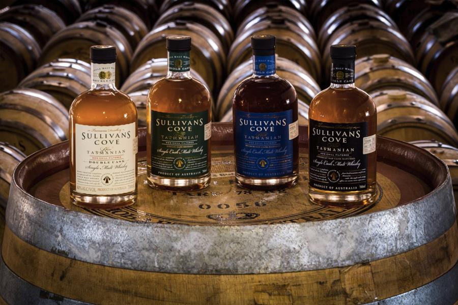 Sullivans cove distillery