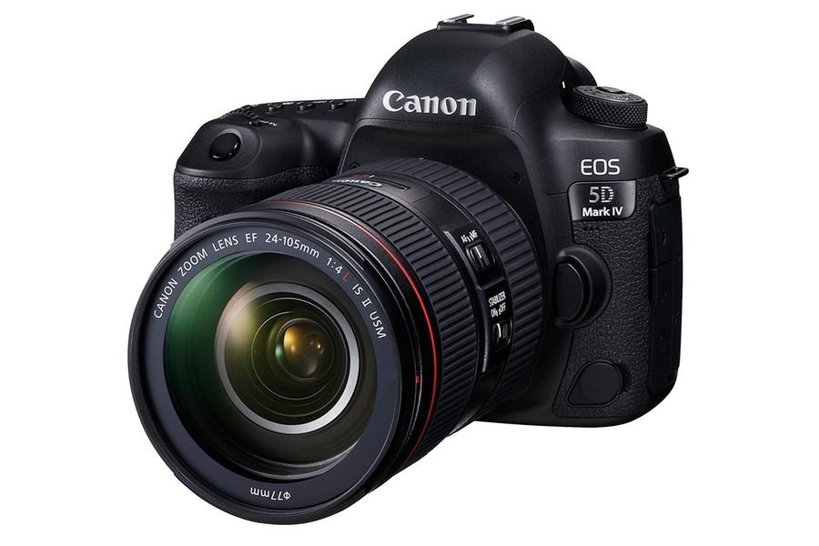 Canon EOS 5D Mark IV Premium Kit