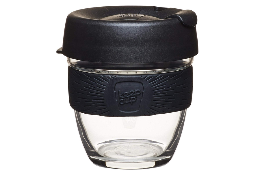 KeepCup 8-Ounce Brew Glass Reusable Coffee Cup Metal