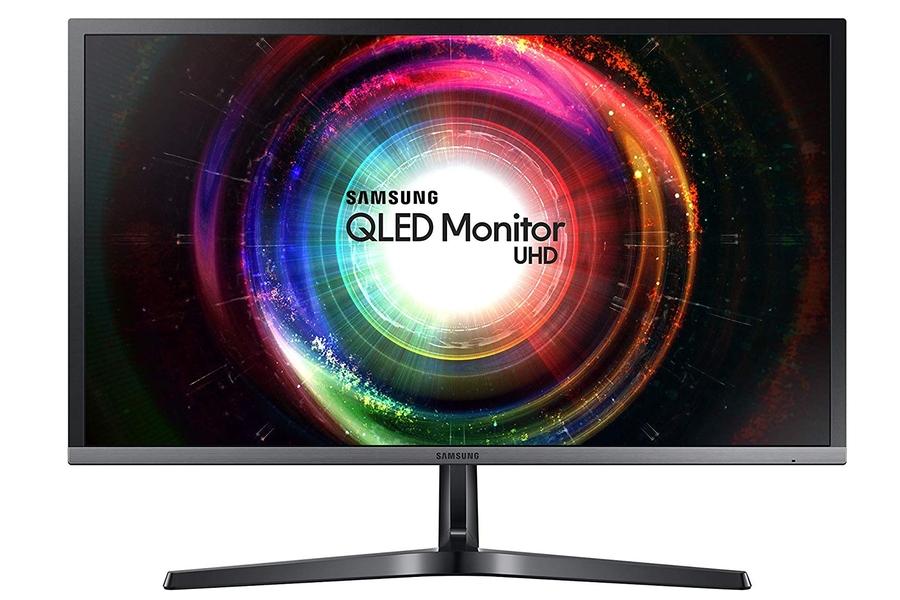 "Samsung 29.7"" Ultra HD QLED Monitor"