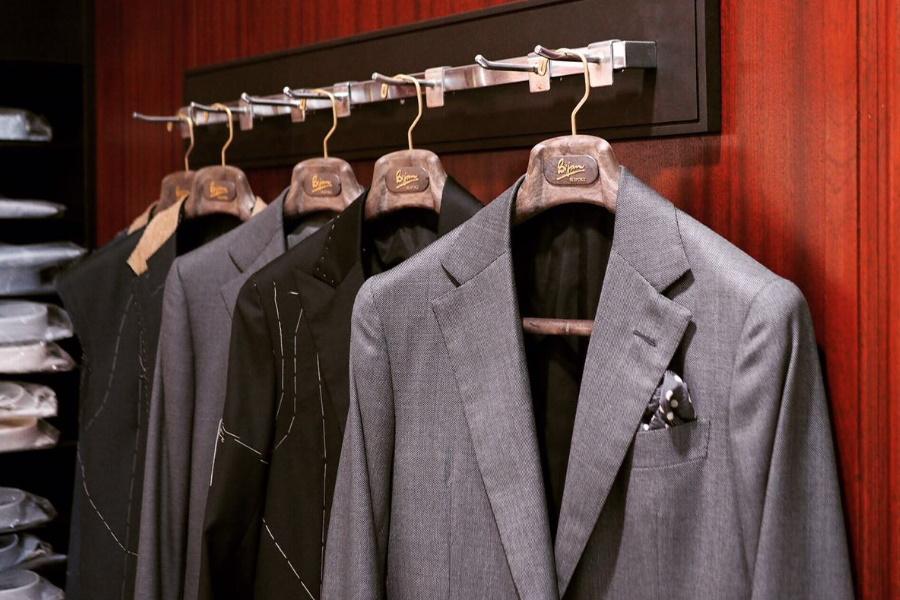 Bijan bespoke tailors sydney