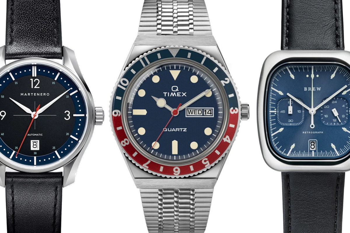 American watches