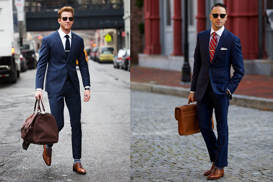 Blue Suit 1.1