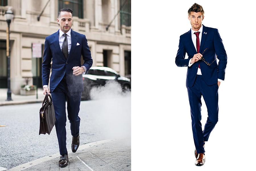 Blue Suit 1.2