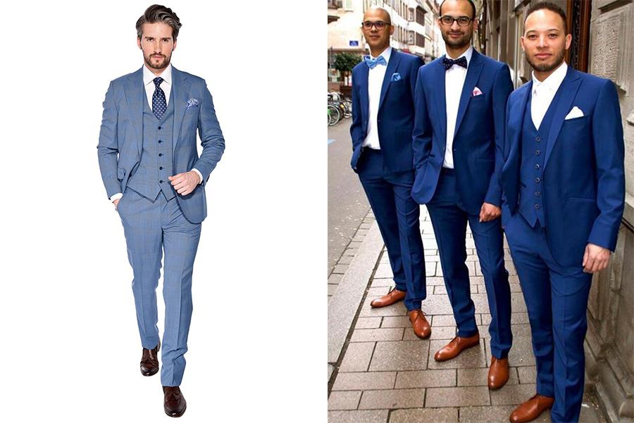 Blue Suit 1.3