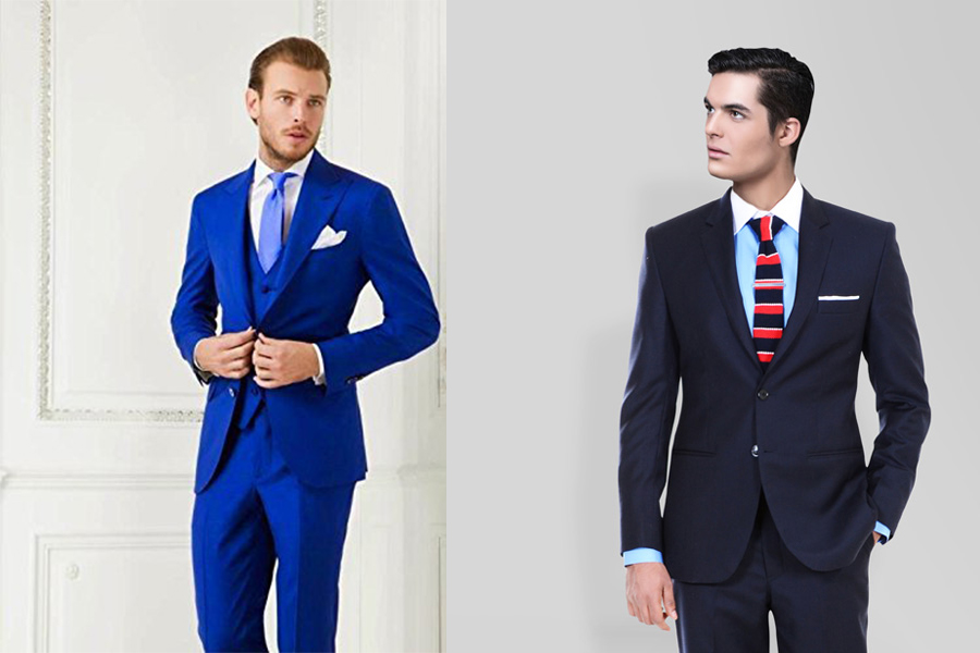 Blue Suit 1.4