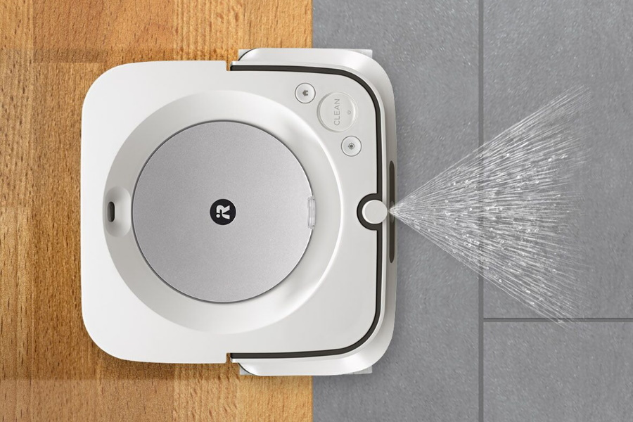 The Braava Jet M6 Robot Mops So You Don T Have To Man Of