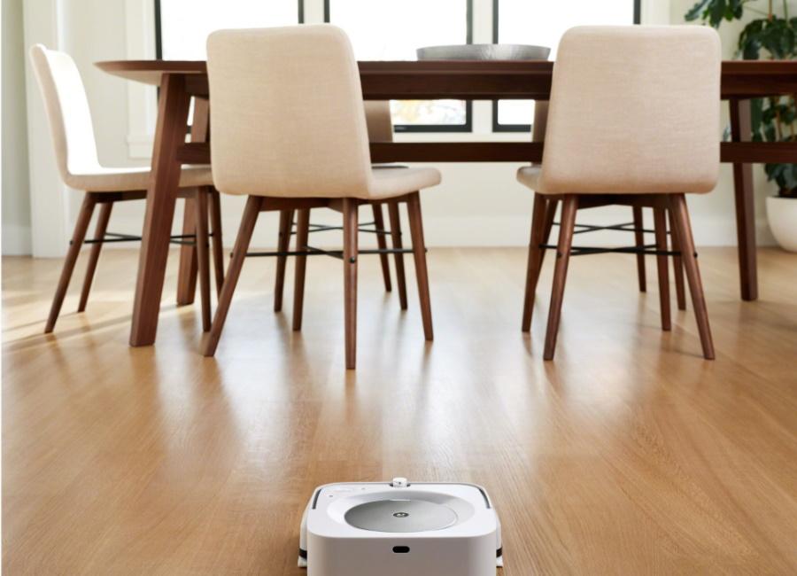 robot mop timber floor