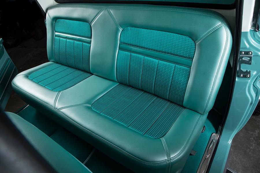 chevvy ponderosa truck car seat upholstery