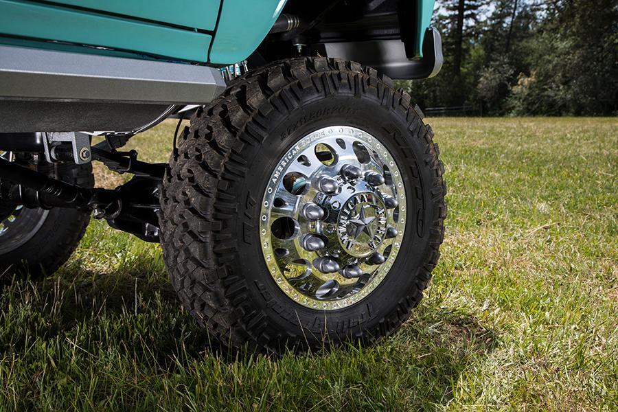 chevvy ponderosa truck wheel