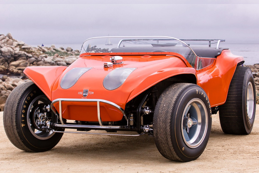 Dune Buggy front