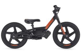 Electric Harley Davidson a balance bike for kids