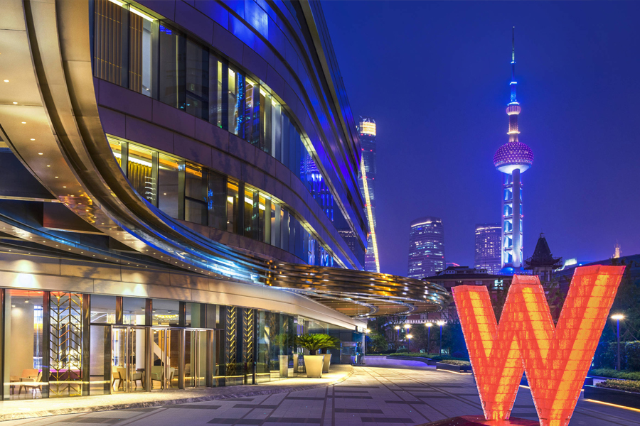 How to Master the Shanghai Stopover - W Shanghai