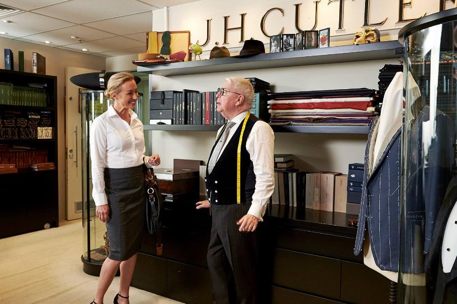 JH Cutler tailors sydney