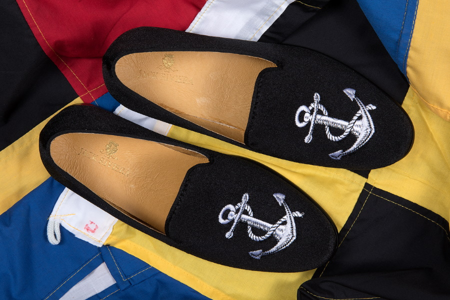 luxury loafers