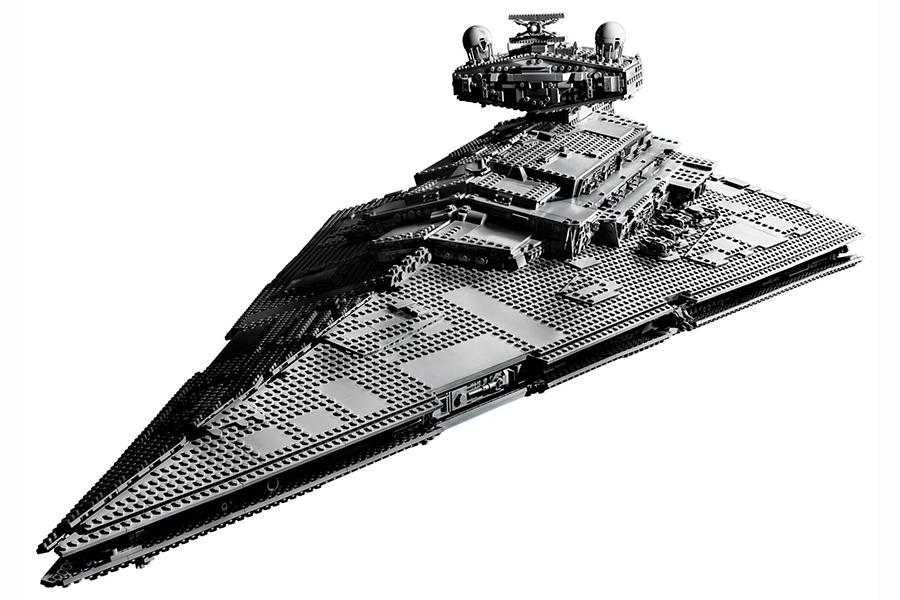 Lego Star Wars Imperial Destroyer