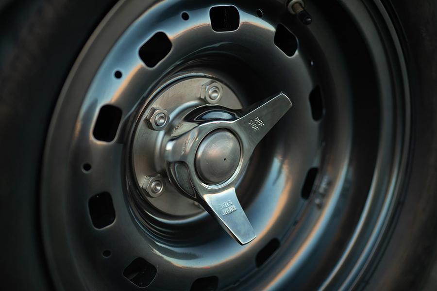 Jaguar E-TYPE wheel