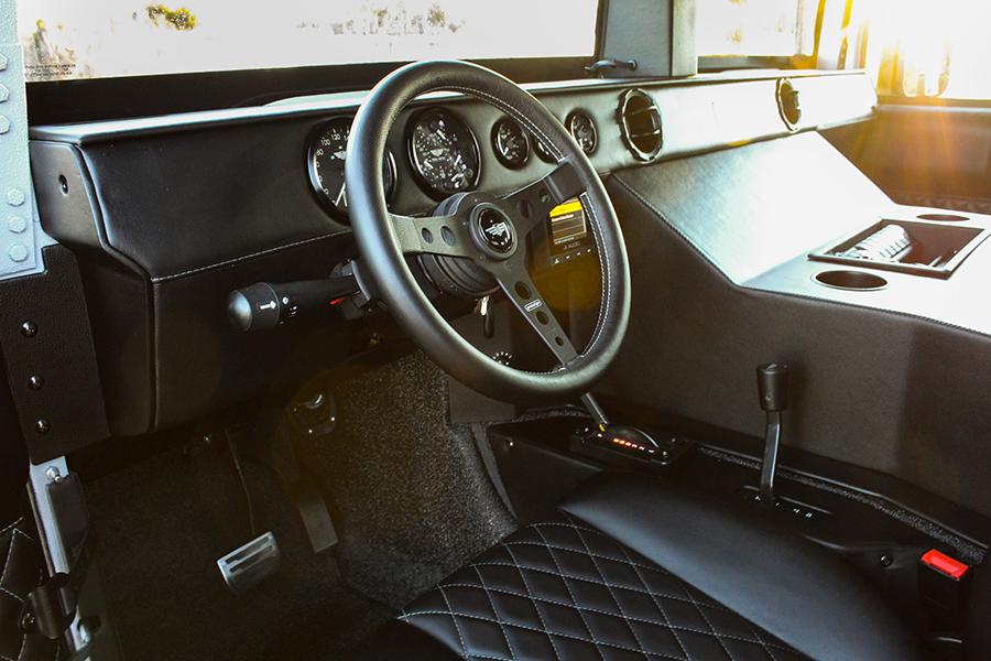 hummer steering wheel vehicle