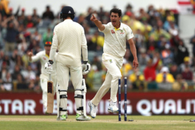 Mitchell Starc in 2019 Ashes