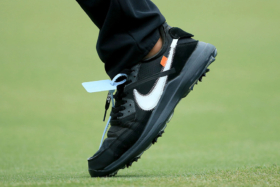 Nike Off-White Golf Shoes design by virgil abloh