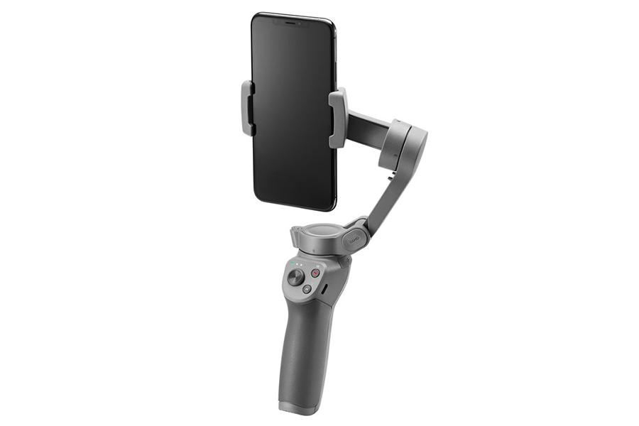 Osmo Mobile 3 first smartphone gimbal