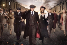 Poster of Peaky Blinder Season 5