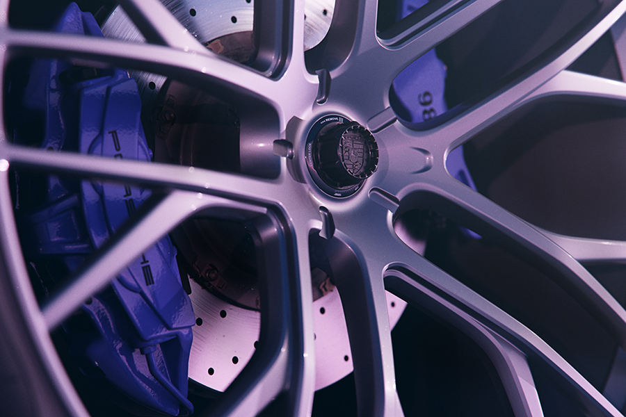Porsche 988 Vision wheel