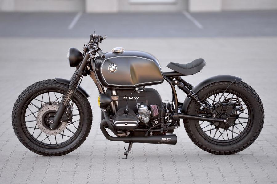 Schizzo Modular Custom Motorbike