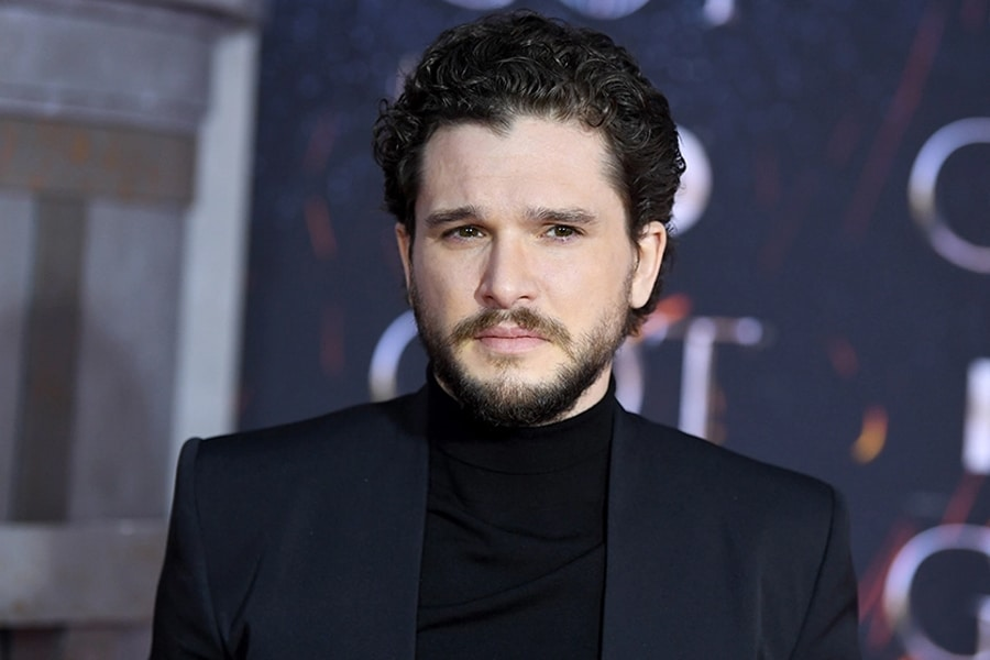 Kit Harington shorter Hair