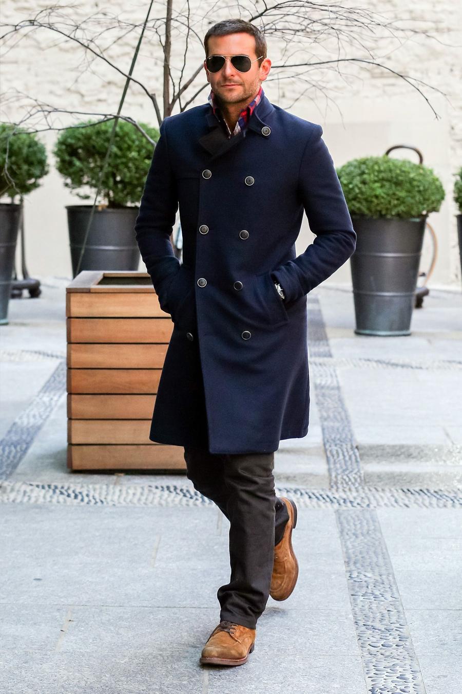 Bradley Cooper Outerwear