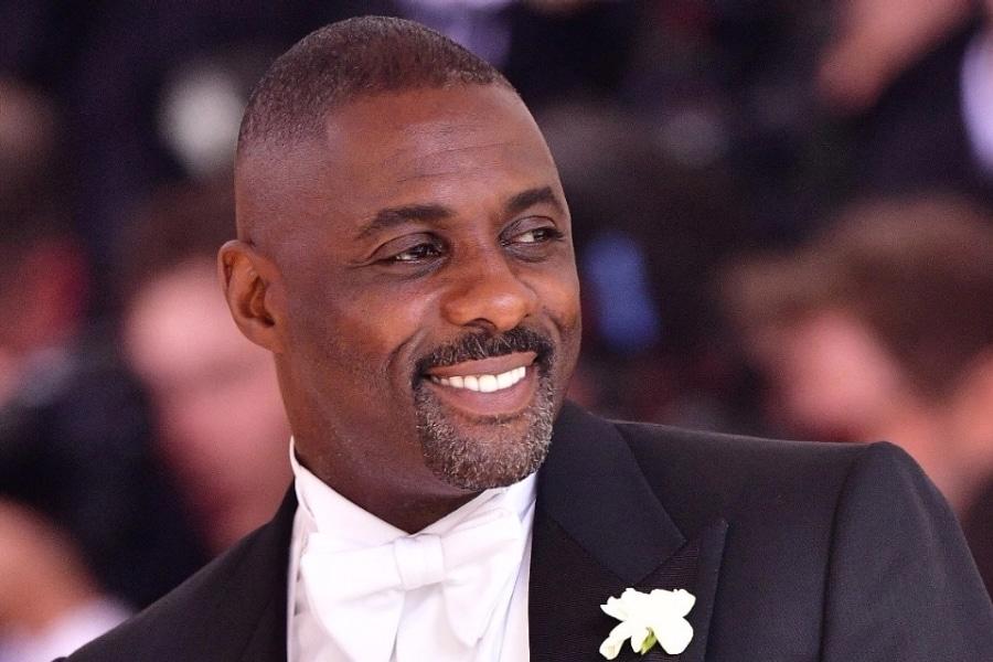 Idris Elba style