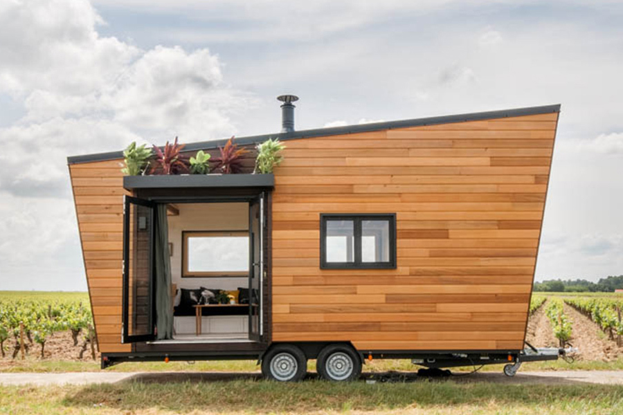 Tiny Homes Live Big In Small Spaces Man Of Many