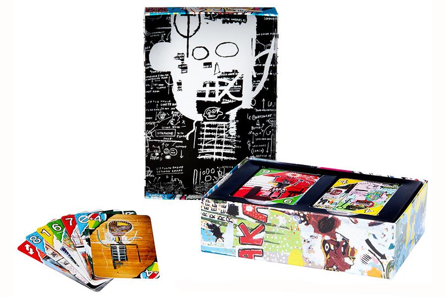 Uno Artiste Series 1 Jean Michel Basquiat