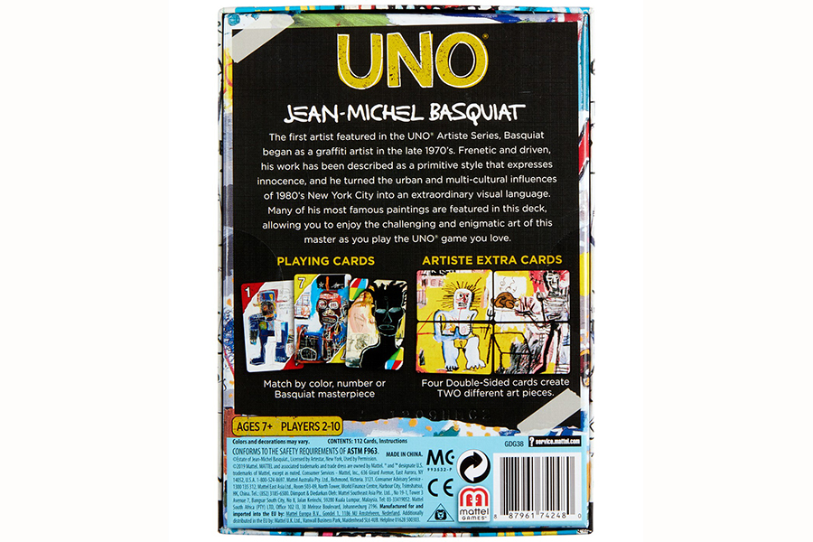 uno back of the box