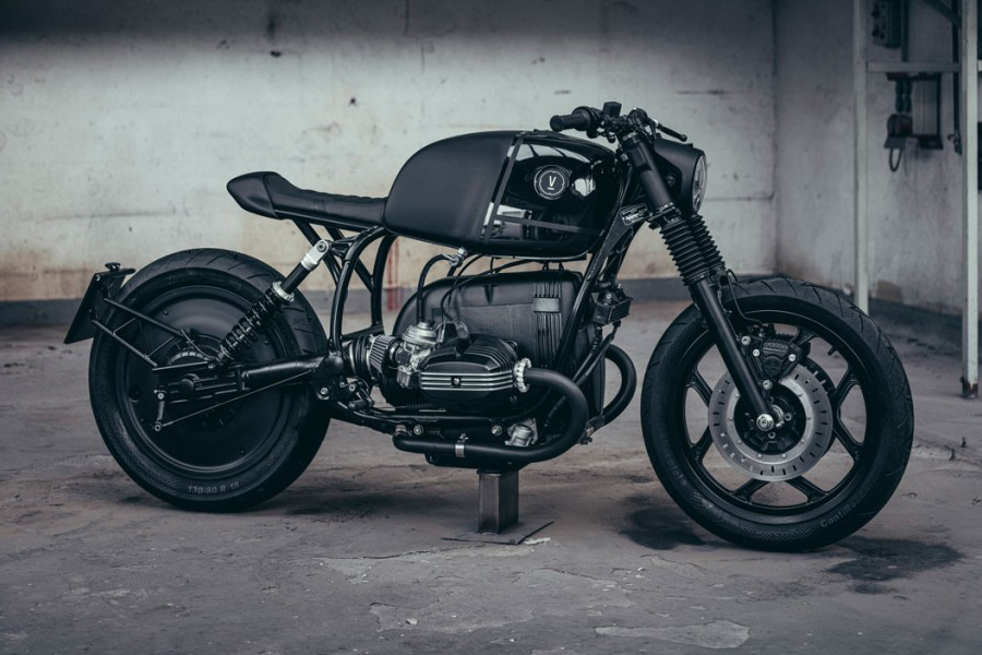 BMW R100RT custom bike
