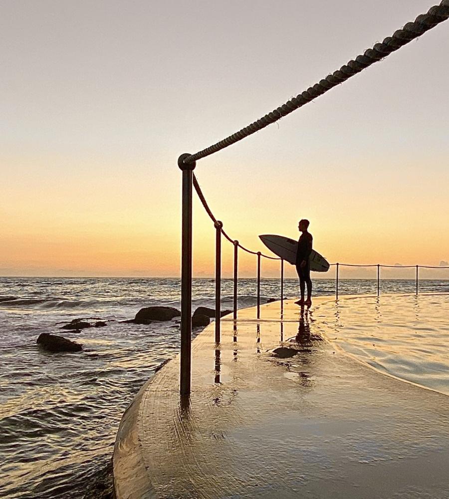 bronte beach bathes