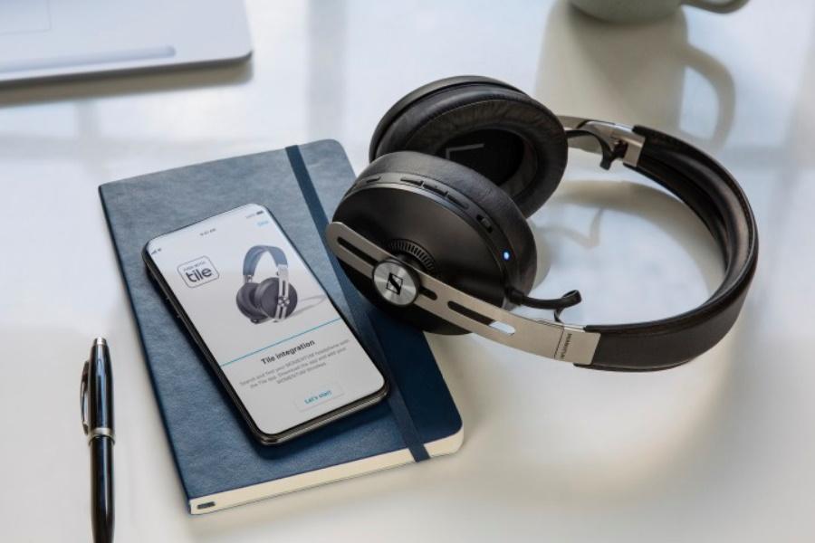 sennheiser momentum wireless headphones black