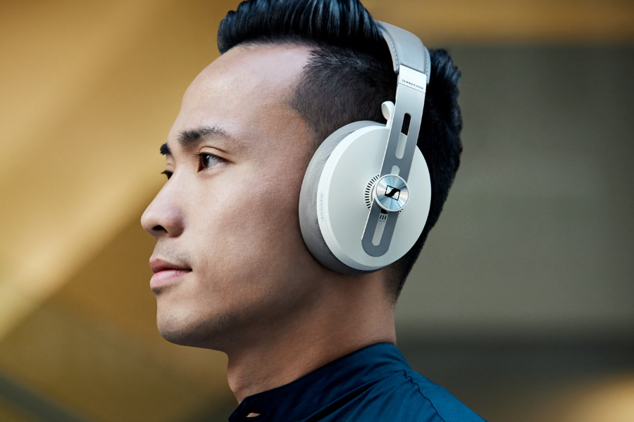 Sennheiser's New Momentum 3 Noise Cancelling Headphones are Available Now