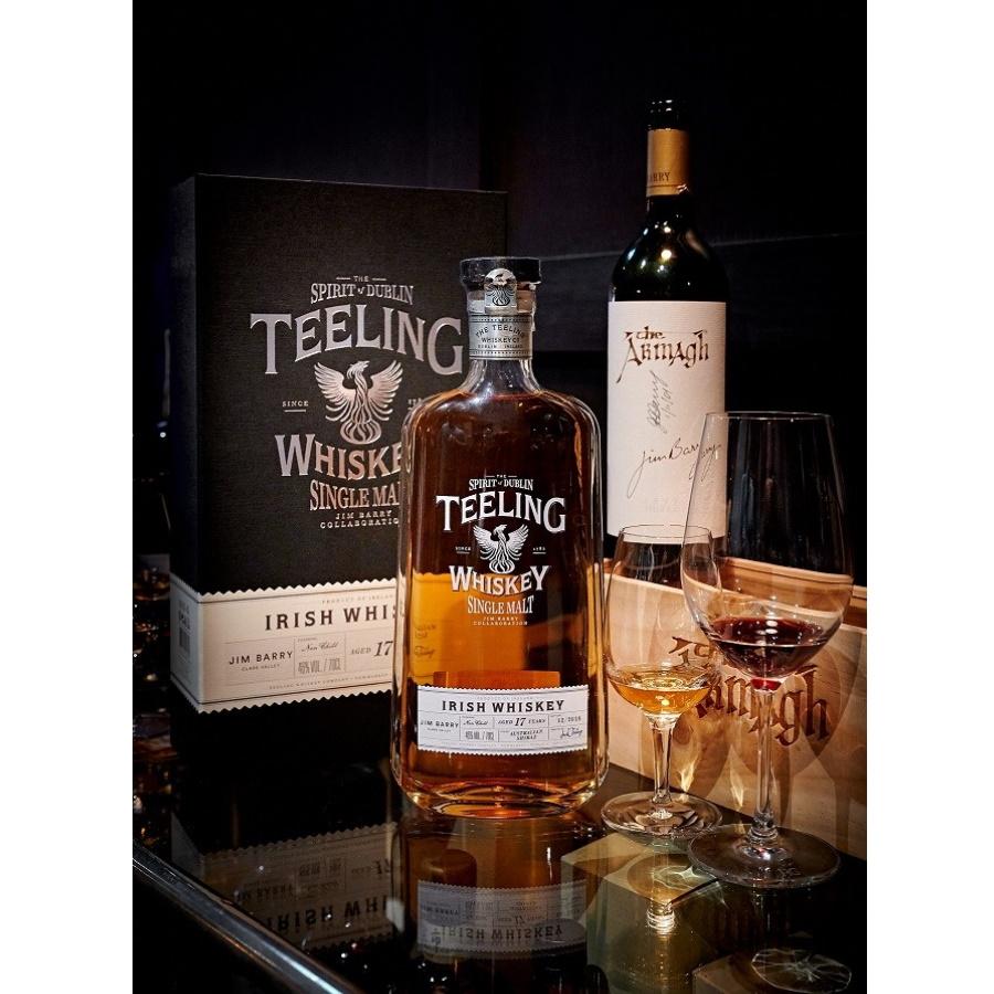 teeling shiraz cask whiskey jim barry