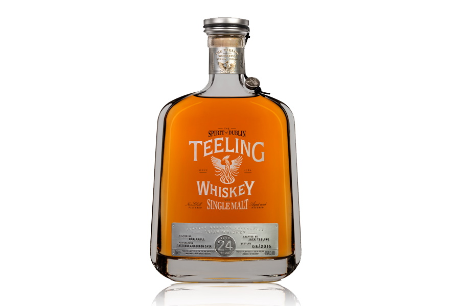 Teeling 24-Year Old 'World's Best Single Malt Whiskey' Comes to Australia