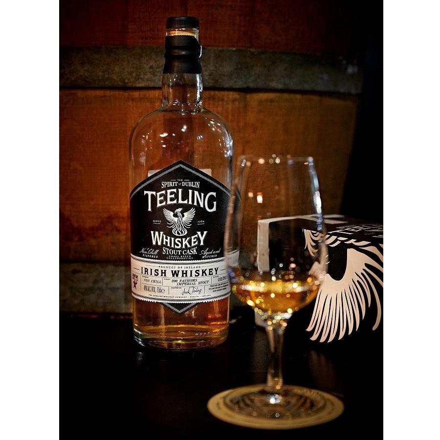 irish stout cask whiskey