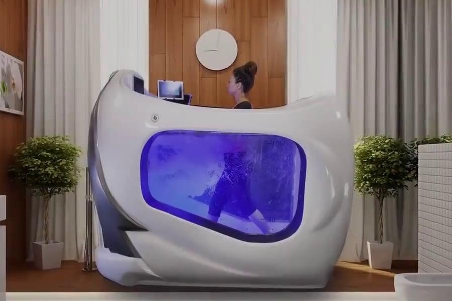 aqua treadmill
