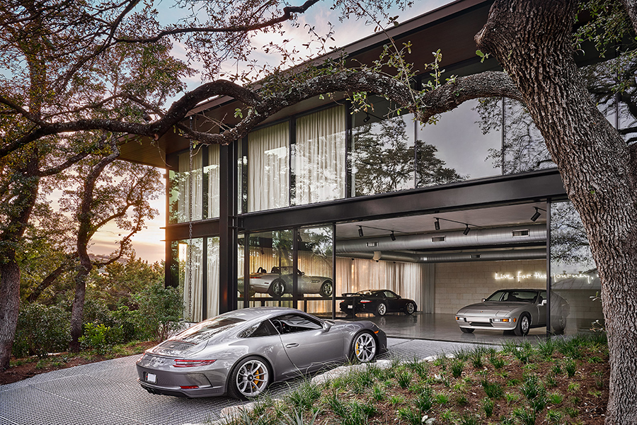 $10M Ferris Bueller-Inspired 'Dream Garage'