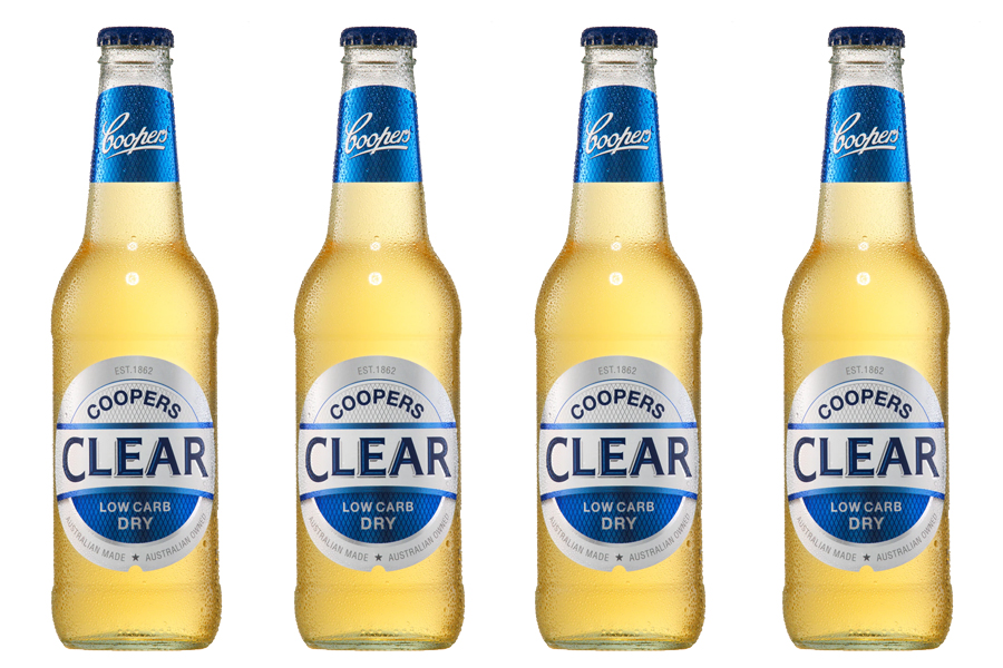 Coopers Clear Low Carb Beer