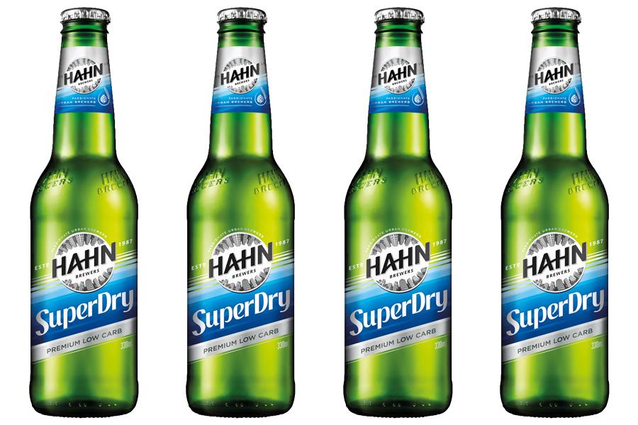 Hanhs Super Dry Low Carb Beer