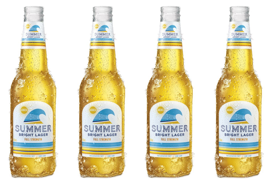 Summer Bright Lager Low Carb