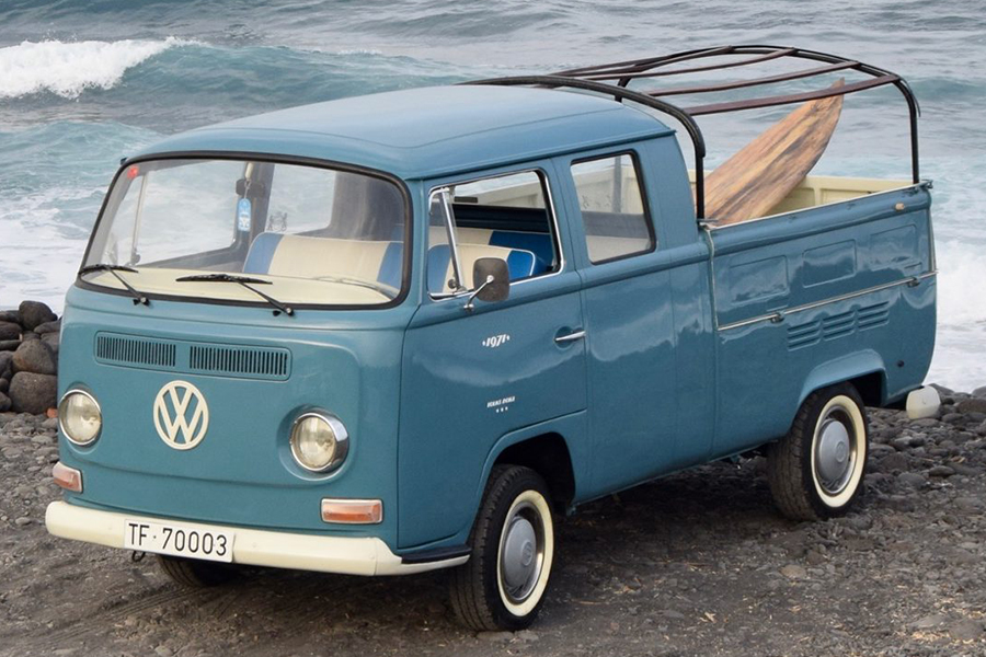 Volkswagen doka transporter vehicle
